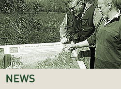 Battlefields Trust News