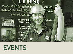 Battlefields Trust Events